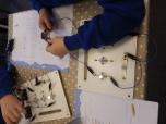 Testing Aluminium foil.