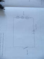 One of many circuits drawn during the day using the fantastic booklets provided by ENWL